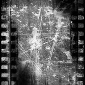 Negative film strip — Stock Photo