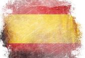 Bandera española — Foto de Stock