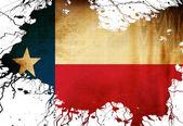 Texan flag — Stock Photo