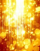金色の背景 — ストック写真