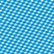 Blue picnic cloth — Stock Photo #36610111