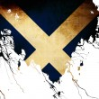Scottish flag — Stock Photo #36611093
