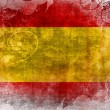 Spanish flag — Stock Photo #36611199