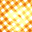 Orange picnic cloth — Stock Photo #36611361