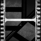 Negative film strip — Stock Photo