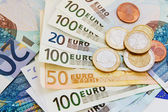 Euro, currency — Stock Photo