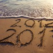 Stock Photo: New year