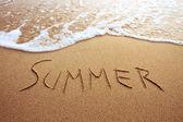 καλοκαίρι — Φωτογραφία Αρχείου