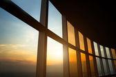 Abstracte zakelijke interieur — Stockfoto