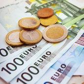 European money — Stock Photo