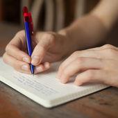Escribir — Foto de Stock