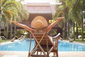 Enjoying vacations — Stock Photo