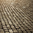 Paving stones texture - Stock Photo