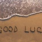 Good luck — Stock Photo #26434339