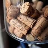 Generic corks — Stock Photo