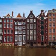 Amsterdam view — Stock Photo