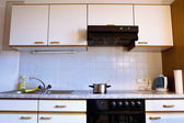 Interior of small kitchen — Stock Photo
