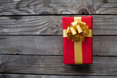 Gift for holiday — Stockfoto