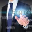 Learning english — Stock Photo