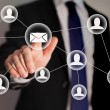 Email marketing — Stock Photo #36713305