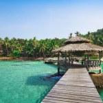 Tropical beach — Stock Photo #41679545