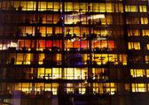 офис здание windows — Стоковое фото