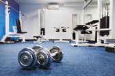 Fitness center — Stock Photo