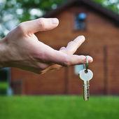 Acheter maison neuve — Photo