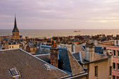 Le Havre city, France. View from a height. — Stockfoto