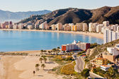 Cullera resort — Stock Photo
