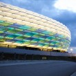 UEFA Champions League -- Allianz Arena — Stock Photo