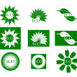 Eco logo — Stock Photo #12587451