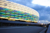 UEFA Champions League -- Allianz Arena — Stock Photo