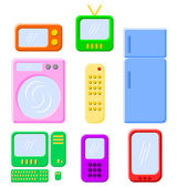 Electronics and Appliances — Stock Photo
