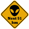 Area 51 — Stock Photo #12606610