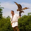 Falconer — Stock Photo #13213727