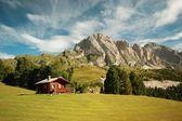 Dolomites Mountain — Stock Photo