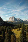 ドロミテ山脈 — ストック写真