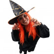 Witch sorcery - Stock Photo