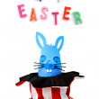 Happy Easter magic - Zdjęcie stockowe