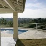 House backyard — Stock Photo #12604584