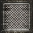 Manhole cover (Seamless texture) - Foto de Stock