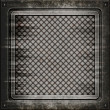 Manhole cover (Seamless texture) - Foto Stock