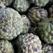Custard apple (Fruta-do-conde) - Zdjęcie stockowe