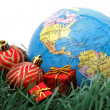 Christmas world theme - Americas — Stock Photo