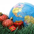 Stock Photo: Christmas world theme - Americas