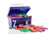 Trunk of learning — Stock Photo