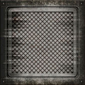 Manhole cover (Seamless texture) — Photo