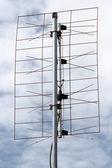 TV antenna — Stock Photo