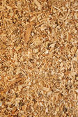 Sawdust animal bedding (Texture) — Stockfoto